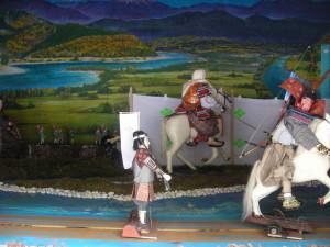 豊玉姫神社の水からくり
