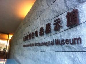 縄文の森展示館